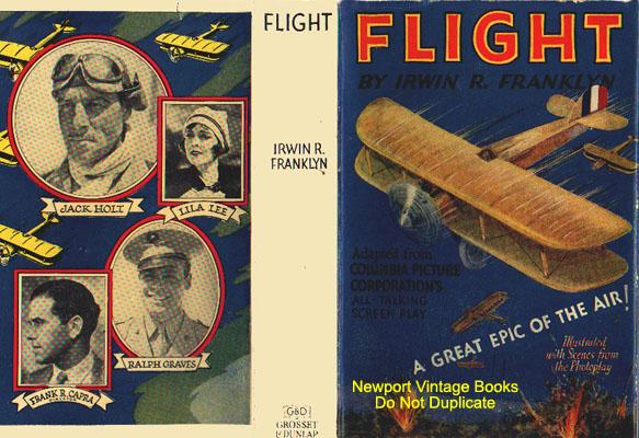 Carteles promocionales Flight